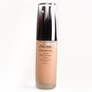 SHISEIDO SYNCHRO SKIN LASTING LIQUID FOUNDATION SP